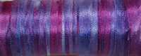 Hand Dyed Silk Ribbon P22